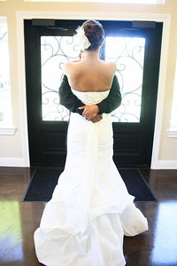 sneak peak wedding album. :  wedding black cake ceremony diy dress inspiration reception white 04 15 2012 915 S
